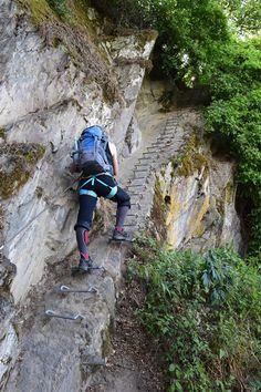 Mittelrhein Klettersteig Boppard