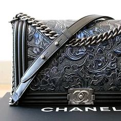 this hits all my fashion sense's black, awesome brand, western tooling, great leather....gorgeous*