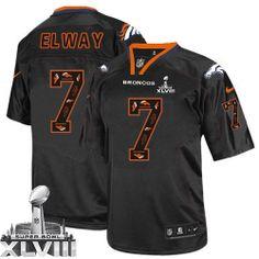 Denver Broncos jersey-Nike Denver Broncos Heart &Soul NFL T-Shirt - Dark Blue