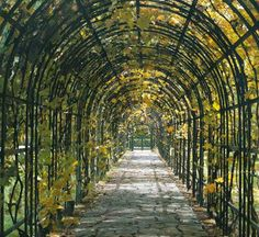 Smith & Hawken Garden Structures by Linda Joan Smith by poppytalk, via Flickr