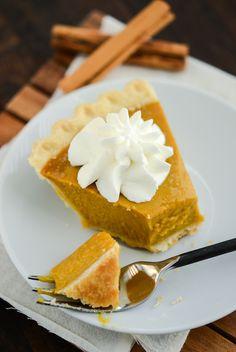 Buttermilk Pumpkin Pie!