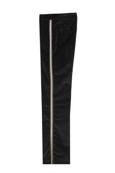 Seafarer Velvet Pants In Black Seafarer, Velvet Pants, Slim Pants, Black Velvet, Stylebop, Turtle Neck, Sweatpants, Style Inspiration, Denim