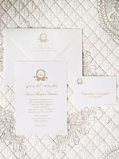 wedding invitations {Photography: Clary Pfeiffer}