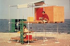 Fun House | How to build your own living structures by Ken Isaacs