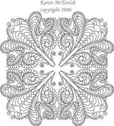 Regal Variation #8 by Karen McTavish KMREGAL8