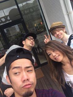 photo:01 :高橋大輔、宮本賢二、ケヴィン・レイノルズ