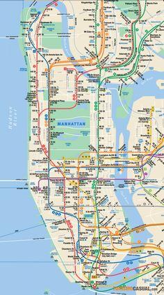 Aprende a moverte por NYC como un experto: te explico cómo usar el metro, bus y Uber, también te enseño cómo se paga, cuánto cuesta el boleto y algunos tips para no perderte.