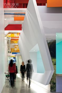 Office Tour Check Out Nokias Silicon Valley Rd Offices By Gensler