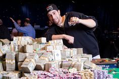 """Each year, the WSOP culminates with the $10,000 no-limit hold'em """"Main Event,"""" which, since 2004, has attracted entrants numbering in the thousands. The victor receives a multi-million dollar cash prize and a bracelet, which has become the most coveted award a poker player can win.The winner of the World Series of Poker Main Event is considered to be the World Champion of Poker."""