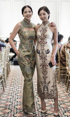 Crochet Dress For Women Fashion Inspiration Ideas Asian Fashion, Look Fashion, Oriental Dress, Cheongsam Dress, Cheongsam Wedding, Diy Vetement, Ao Dai, The Dress, Beautiful Outfits