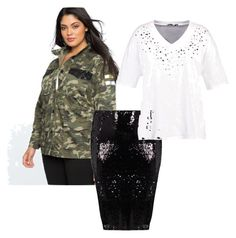 """NYE Concert Look"" by mjalex on Polyvore featuring Boohoo"