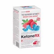 Intramedics Ketone Rx - Raspberry Ketone  KetoneRX Advanced Weight Loss Formula Dietary Supplement is unlike other raspberry ketone supplements on the market because of its unique blend of extracts that work synergystically to support healthy weight loss. Besides containing raspberry ketone, KetoneRX is also made with grapefruit, sweet orange, red raspberries and guarana to encourage an all-encompassing approach to weight loss.