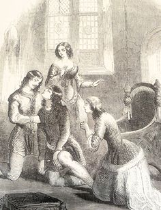 Wat Tyler by Pierce Egan Victorian Illustration, Richard Ii, Uk History, Plantagenet, Penny Dreadful, Prince And Princess, Painting, Collection, Printmaking