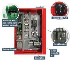 tornatech electric fire pump controller manual