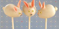 rabbit cake pop recipe ver. 1 (for Mia)