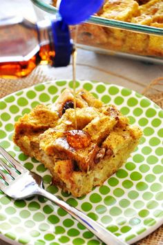 9 Ridiculously Good Uses For Pumpkin Butter via @domainehome - baked pumpkin butter french toast