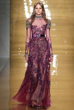 Reem Acra Fall 2015 Ready-to-Wear Fashion Show