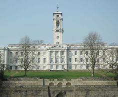 University of Nottingham - such a pretty campus