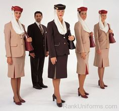 Image Of Air Hostess Emirates Airlines
