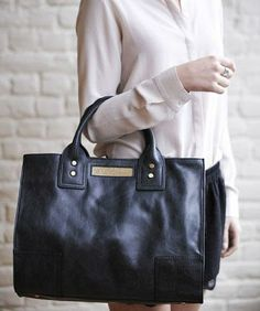 PERFECTION || Minimal + Classic: Clio Goldbrenner | Sac Clio black | Shopnextdoor
