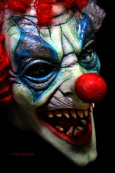 i wonder why people are scared of clowns - Sharenator.