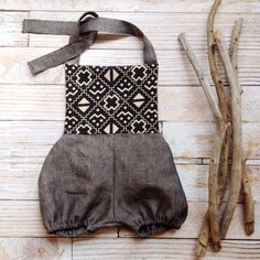New little romper- ready to ship