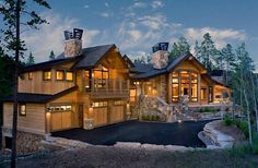 Log Homes Photo Galley