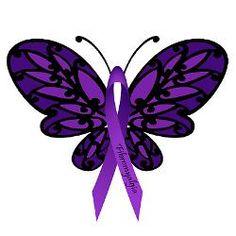 fibromyalgia butterfly - Google Search