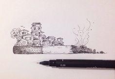 (2) Sketchy Stories