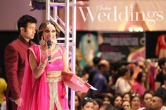 The Vivah 2014 show featured so many of our favorite wedding experts including @JSKPhotography @MitaEvents @BindisandBaubles @MehndiDesigner @JWMariottCancun and so many more