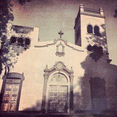 Iglesia Cristo Rey..Asunción Paraguay