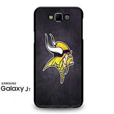 Vikings Logo Football Samsung Galaxy J7 Prime Case