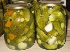 Огурчики вкуснейшие (с лимонной кислотой) | Про рецептики - лучшие кулинарные рецепты для Вас!