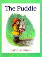 The boy in this story gets permission from his mother to do just that, with the condition that only the boat gets to go in the puddles. After he finds a perfect spot for sailing, the boy is joined by a frog who wants a ride on his boat.
