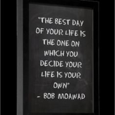 The best day of your life....