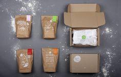 Bäckpäck – Dein Brot. Natürlich. Lecker Container, Packaging, Cool Stuff, Coffee, Drinks, Easter, Food, Design, Bread Baking