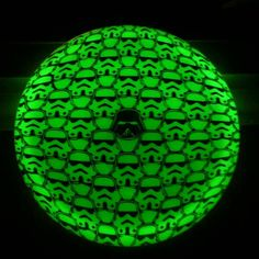 Disc Golf - Glow