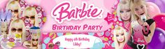 Barbie party supplies, decorations and invitations Very Low Prices.