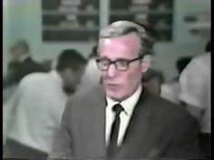 1968 election - the California Primary - Frank McGee Nbc News, New Image, California, Classic, The California, Classical Music