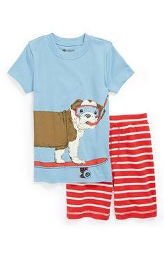 Tucker + Tate Two-Piece Pajamas (Little Boys & Big Boys)   Nordstrom