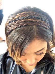 Double double braids