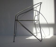 Chair frame from Etsy seller Urge Studio