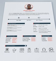 me Simple Resume Resume Templates For Wordpad Wordpad Resume Best Resume Template, Resume Design Template, Creative Resume Templates, Creative Cv, Cv Template, Design Templates, Resume Format In Word, Resume Outline, Visual Resume