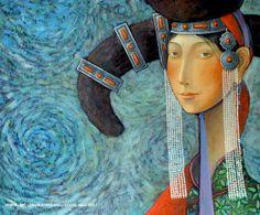 ART BY Zayasaikhan Sambuu images | Sambuu Zayasaikhan - Zaya