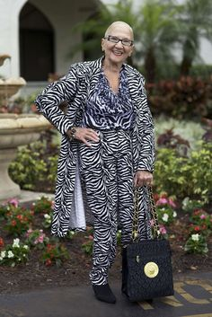 ADVANCED STYLE: Beverly, Forest Trace