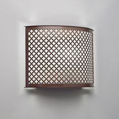 Clarus Rounded Quatrefoil Cutout Wall Light by Ultralights Led Wall Sconce, Wall Sconces, High End Lighting, Moroccan Lighting, Quatrefoil, Incandescent Bulbs, Light Decorations, Pendant Lamp, Lighting Design