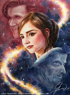 Goodbye Clara by Veronnikka on @DeviantArt