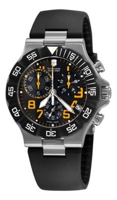 Victorinox Swiss Army Men's 241408 Summit XLT Chrono Chronograph Grey Dial Watch Victorinox Swiss Army. $286.49. •Swiss-Quartz movement•Stainless steel round case chronograph feature (hours, minutes, seconds)•Grey dial•Black rubber strap•Water-resistant to 330 feet (100 M)