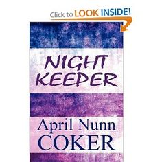 Great romantic suspense fiction!  Zookeepers, love, murder. . .written by a former Lindale teacher.  You will recognize the setting!