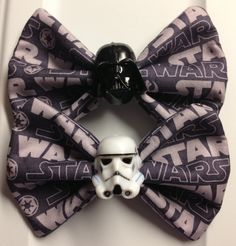 Star Wars Darth Vader and Stormtrooper Bow